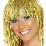 Cyber Tinsel Wig