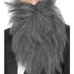 Long Beard & Tash