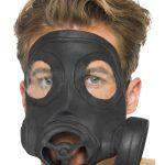 Gas Mask, Latex