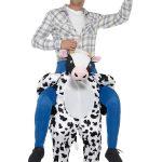 Piggyback Cow Costume