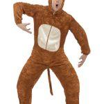 Monkey Costume, Adult