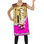 Roald Dahl Winning Wonka Bar Costume