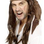 Buccaneer Pirate Wig