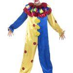 Goosebumps Clown Costume