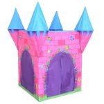 Kids Deluxe Pink Princess Castle Play Tent Indoor Outdoor Use